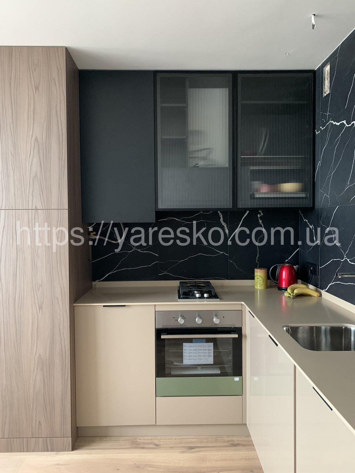 Кухня c AGT фасадами